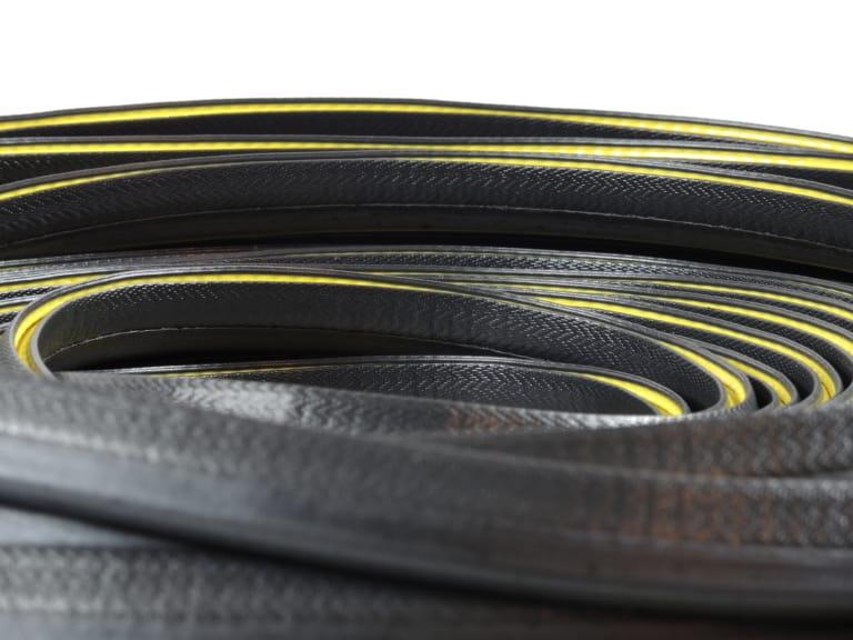 Kantenschutzprofil aus Kunststoff
