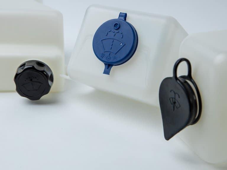 Kunststofftank Verschlussarten