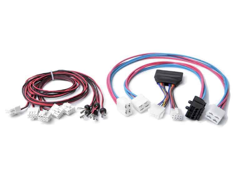 Beispiele Kabelsätze halogenfrei
