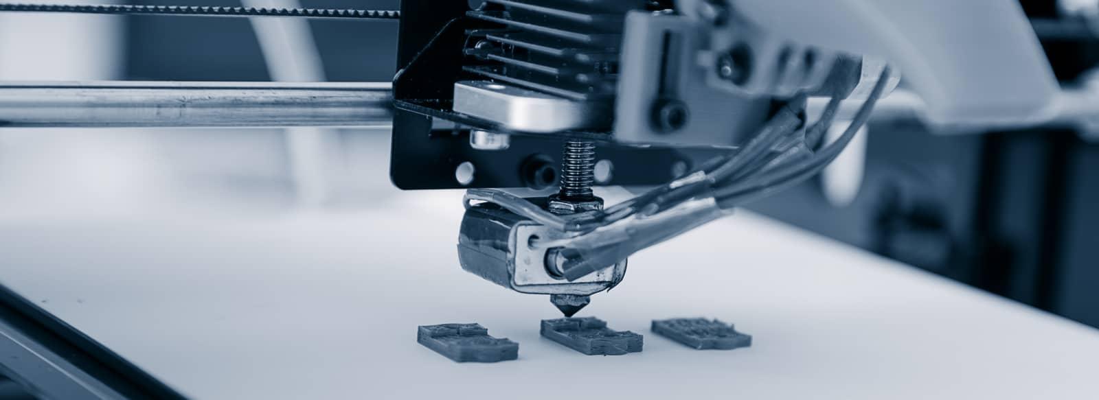 3D Druck für Entwicklung