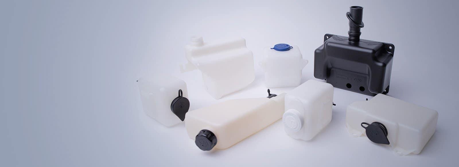 Kunststoffbehälter blasformen