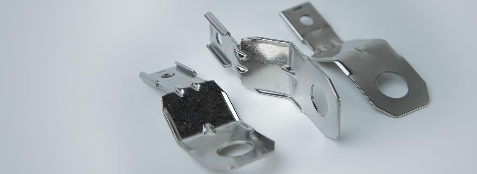 Stanzteile und Laserzuschnitte aus Blech